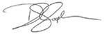 David Cooper signature