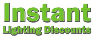 Instant Lighting Discounts