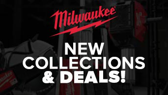 Milwaukee Tools New Collections and Deals