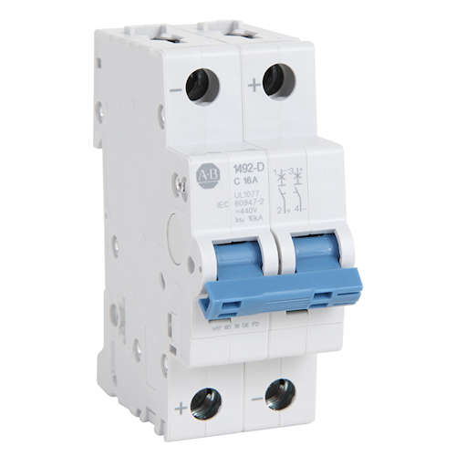 Miniature Circuit Breakers & Supplemental Protectors