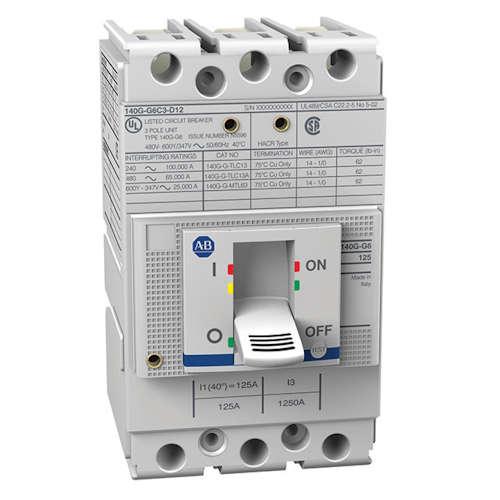 Molded Case & Control Circuit Breakers