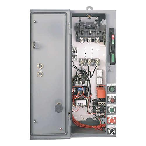 Combination Contactors, Starters & Pump Control Panels