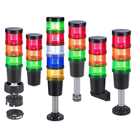 Control Tower Stack Lights