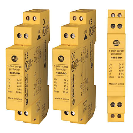 AC Surge Protective Device - DIN Rail