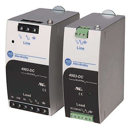 Filter and Surge Protective Device - DIN Rail