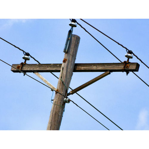 Utility Poles & Supports