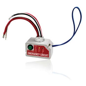 Emergency Lighting Relay Controls
