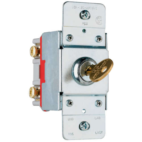 Security/Lock Switches
