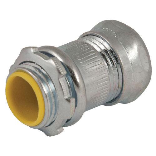 Insulated Compression EMT Connectors