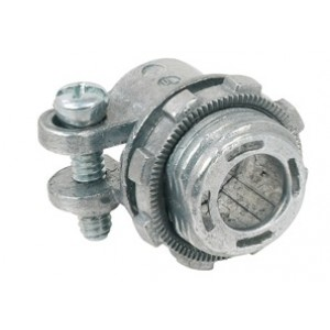 Metal-Clad Armored Cable (AC/MC) Connectors