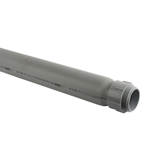"""Carlon E954JXX 2"""" x 24"""" PVC Sch40 Meter Riser"""