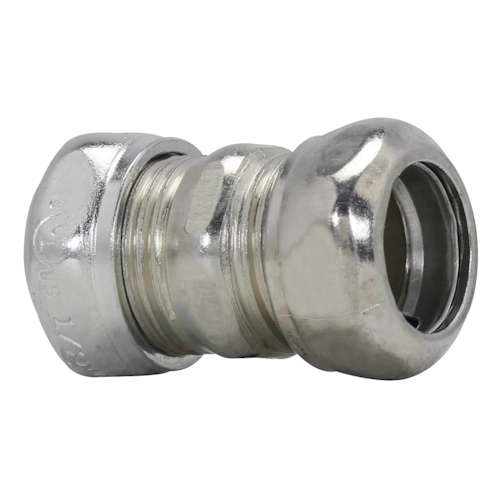 CROUSE-H 669 4-IN EMT STEELCOMPRESSION COUPLING