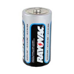 Rayovac ALC-6J C Size 1.5 Volt UltraPro Alkaline Battery