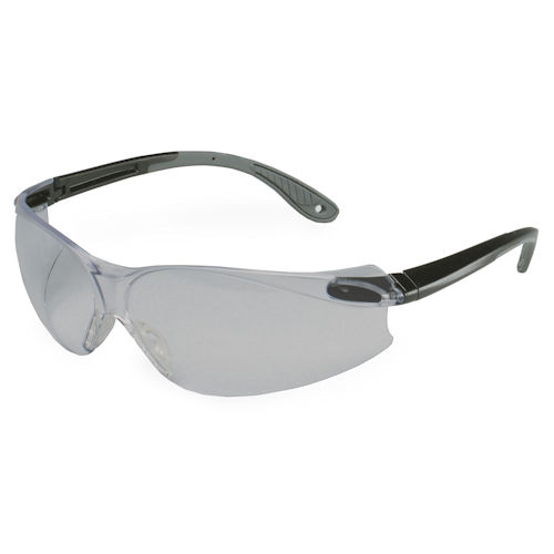 3M 11673-00000-20 Virtua™ Protective Eyewear V4, Gray Anti-Fog Lens, Black/Gray Temple (7000029999)