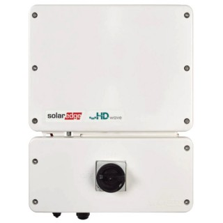 SolarEdge SE3800H-US000BNU4 Single Phase Inverter with HD-Wave Technology, 3.8kW, (-40 C to 60 C)