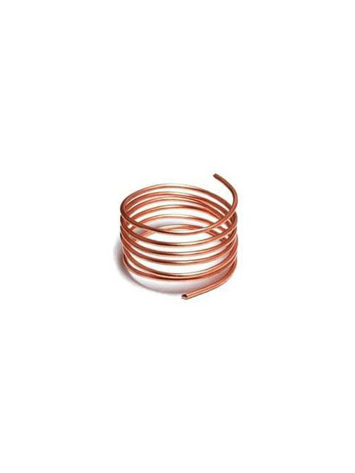 Bare Soft Drawn 2 AWG Solid Copper 125 Foot Reel Cable