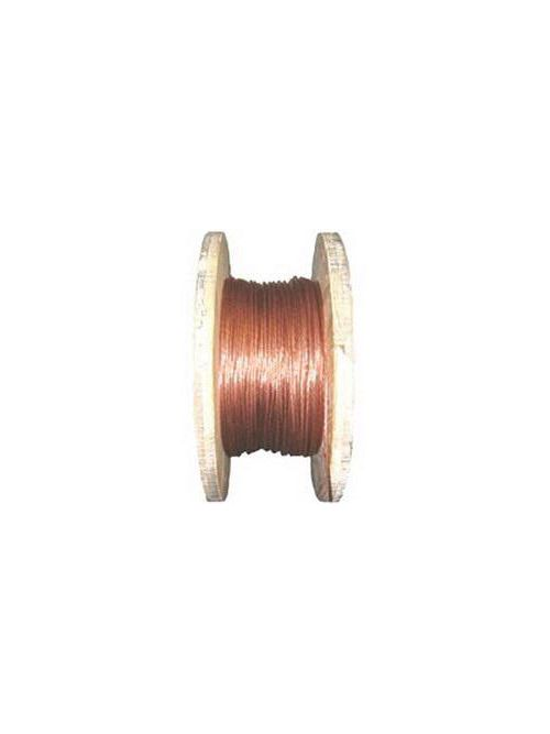 Bare Soft Drawn 2/0 AWG 19-Stranded Copper