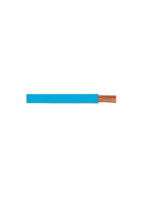 THHN 6 AWG 19 Strand Copper Blue Cable (1000ft Reel)