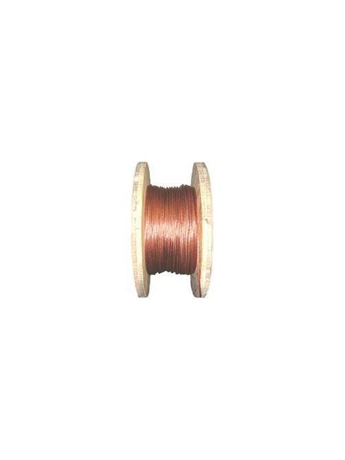 Bare Soft Drawn #4 AWG 7-Stranded Copper