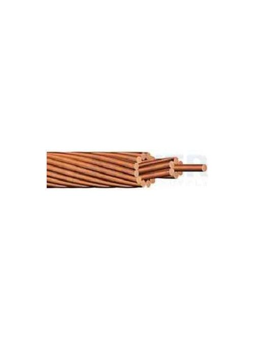 Bare Soft Drawn 4/0 AWG 19-Stranded Copper