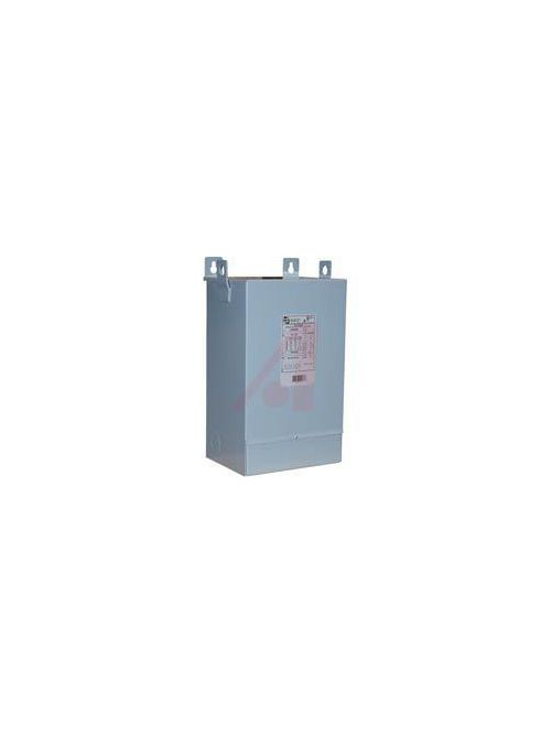 Hammond C1FC75LES 0.75 kVa 240 x 480 Volt Primary 120/240 Volt Secondary 1-Phase Encapsulated Transformer