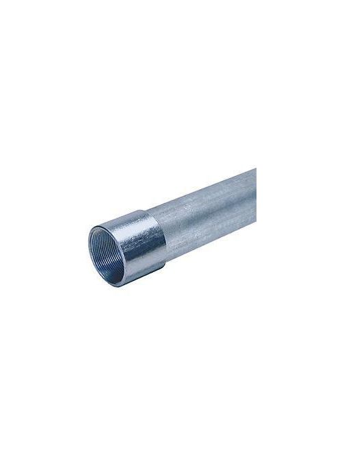 1-1/4 Inch Aluminum Rigid IMC Conduit, 10 Foot