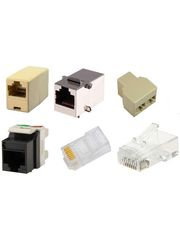 Modular & Ethernet Connectors
