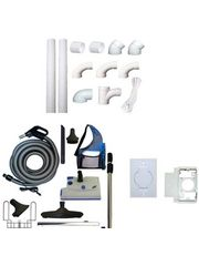 Central Vacuum Packages & Kits