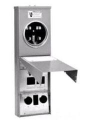 Metered Power Outlet Pedestals