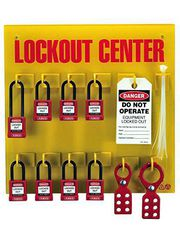 Lockout Centers and Stations