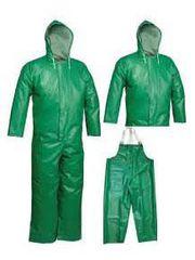 Chemical Splash-Resistant Clothing