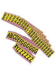 Number and Letter Labels
