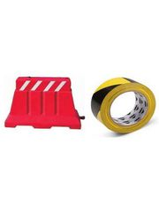 Barriers and Safety Tapes
