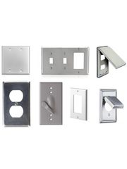 Weatherproof / Dustproof Wall Plates