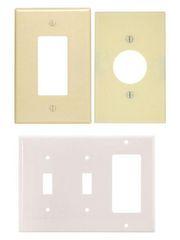 Non Metal Wall Plates