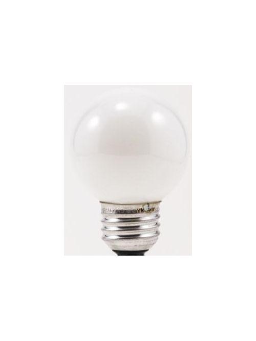 Sylvania Ecologic 10297 120 Volt 25 W 100 CRI 165 lm Soft White E26 Medium Base G16.5 Incandescent Globe Lamp