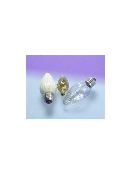 Sylvania Ecologic 13982 120 Volt 60 W 100 CRI 590 lm Iridescent Medium Base F15 Decorative Incandescent Lamp