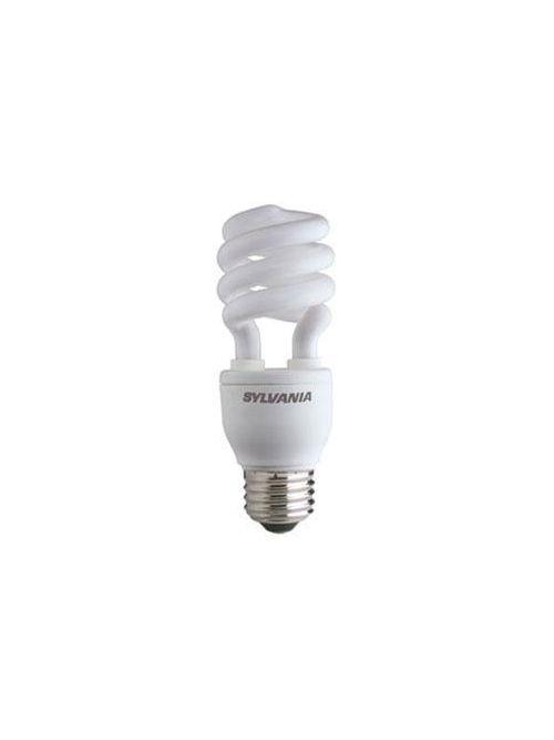 Sylvania 29567 13 W 82 CRI 4100 K 800 lm Medium Base Mini Twist Electronic Compact Fluorescent Lamp