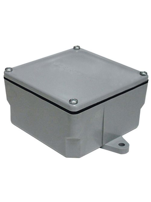 "Cantex 5133712 8 x 8 x 4"" Junction Box"