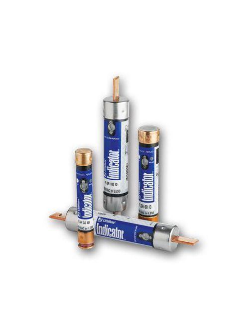 Littelfuse FLSR100ID 600 Volt POWR-GARD Time Delay Indicator Fuse