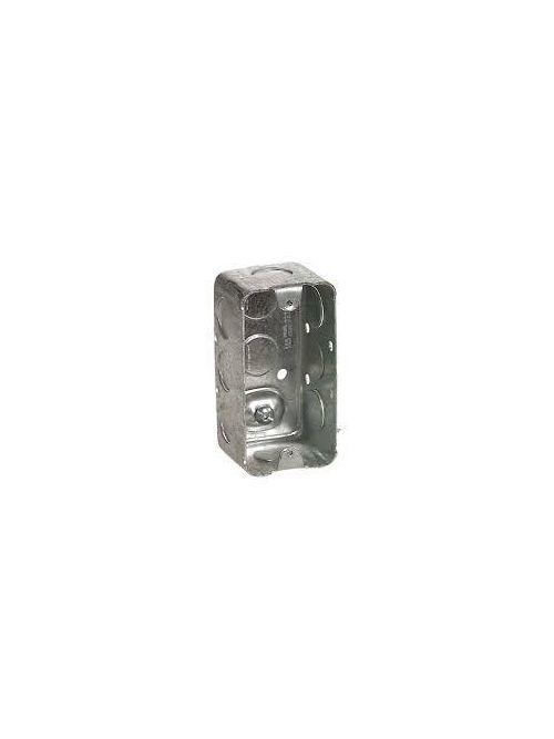 Oldcastle Precast, Inc S1324B12FADUO 13 x 24 x 12 Inch Non-Metallic Outlet Box