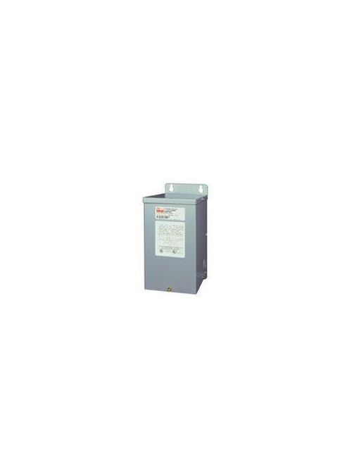 Federal Pacific SE2N.750F 240 x 480 Volt Primary 120/240 Volt Secondary 0.75 kVa 1-Phase General Purpose Transformer