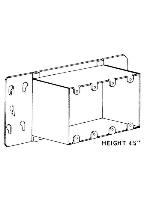 Arc-Co Electrical Boxes and Fittings 5GC-1/2 Adaptor Covers