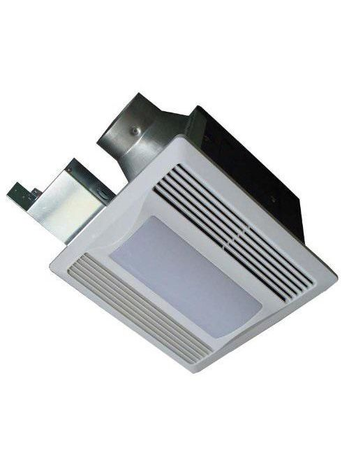 Aero Pure LLC SBF110L1 Bathroom Ventilation Fan with Light