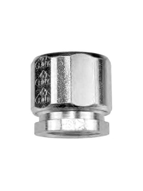 American Fittings ER100 1 Inch 3-Piece Steel Coupling
