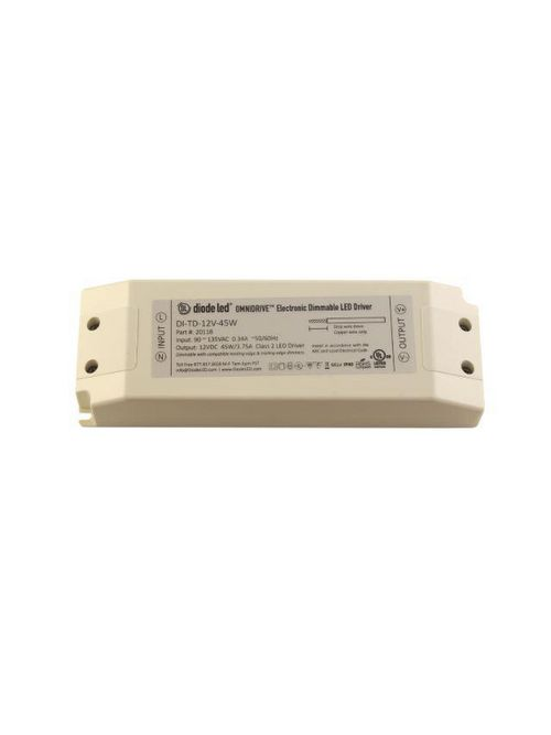 DIODE DI-TD-24V-30W 24V OMNIDRIVEELECTRIC DIMMABLE DRIVER 30W