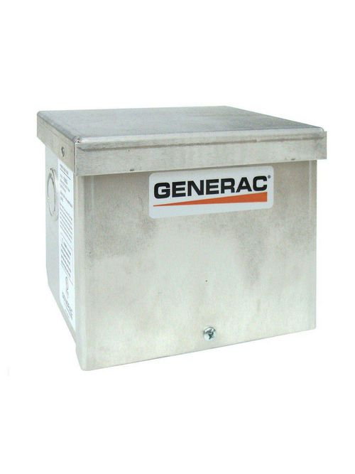 Generac 6344 50 Amp Power Inlet Box