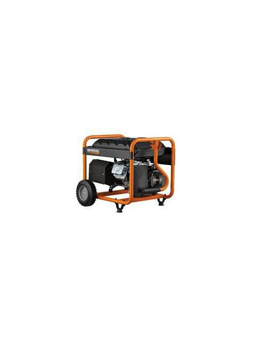 Generac 5945 5500 W 240 VAC 60 Hz Recoil Pull Start Portable Generator