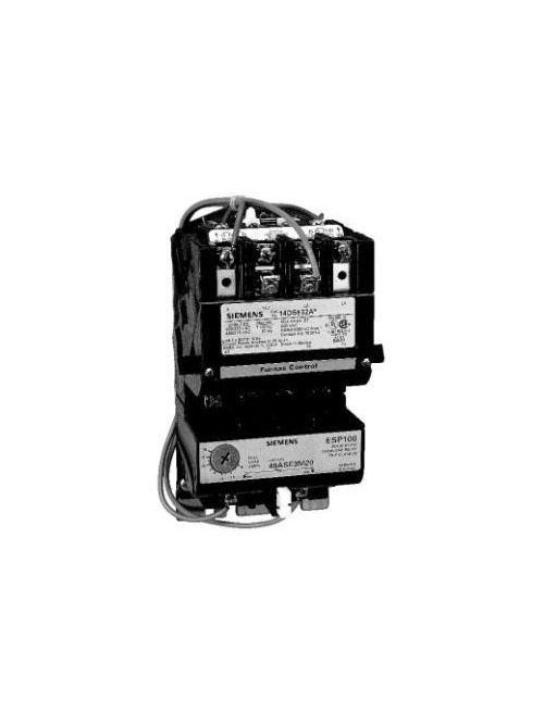 Siemens Industry 14CSD32AA 120/220 to 240 VAC 2.5 to 10 Amp 5 Hp 3-Phase 3-Pole Size 0 Non-Reversing NEMA Motor Starter