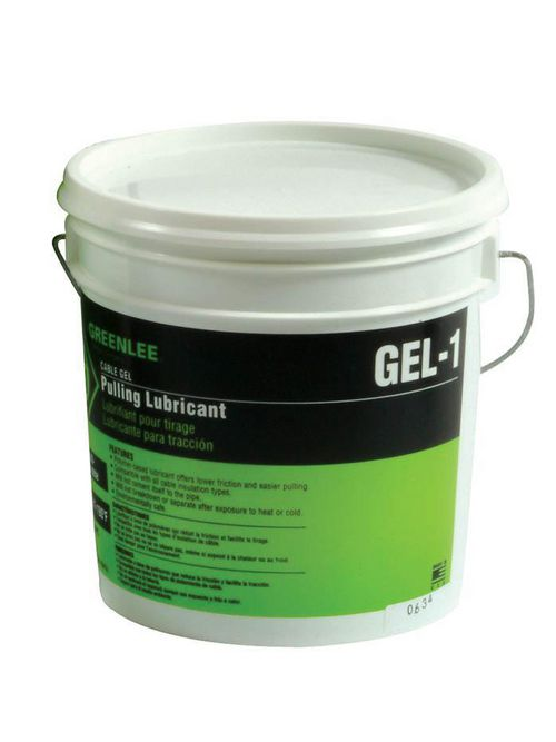 Greenlee GEL-1 Cable Pulling Lubricant